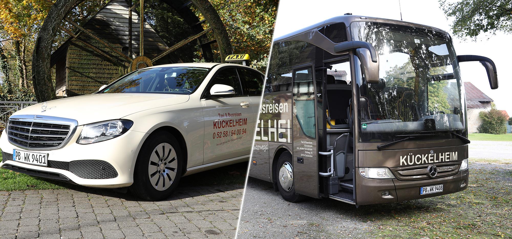 Taxi & Busreisen Kückelheim
