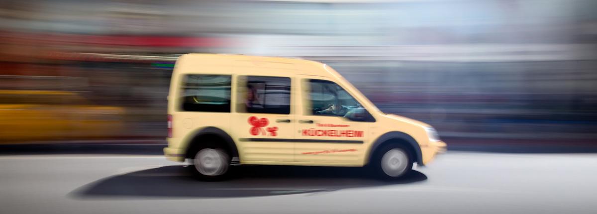 Kurierfahrten - Taxi & Busreisen Kückelheim