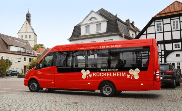 Aktuelles - Nahverkehr - Taxi & Busreisen Kückelheim
