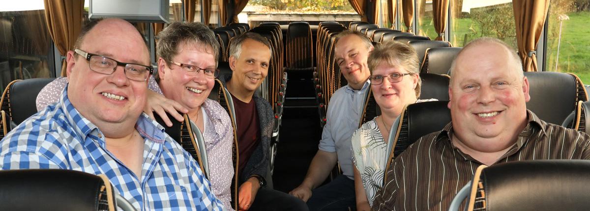 Das Team - Taxi & Busreisen Kückelheim